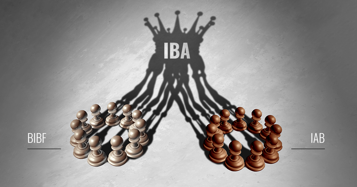 Fusie BIBF en IAB wordt IBA