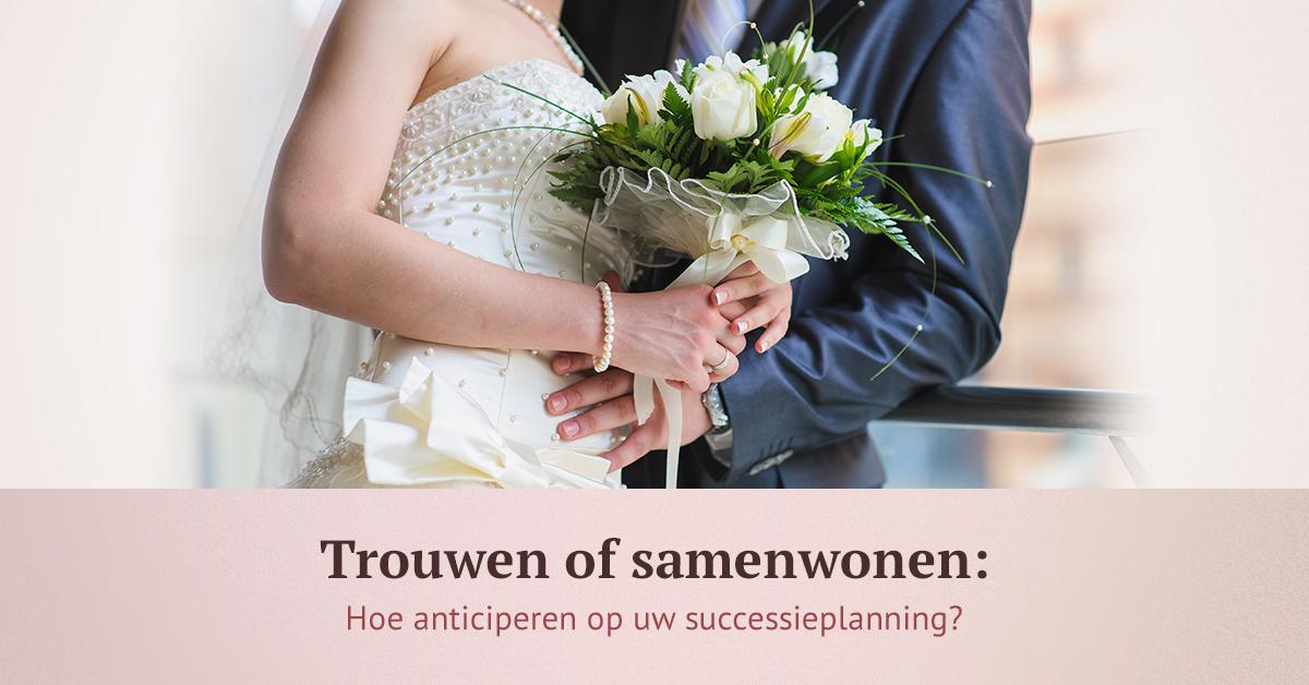 Samenwonen of trouwen - hoe de juiste keuze maken?