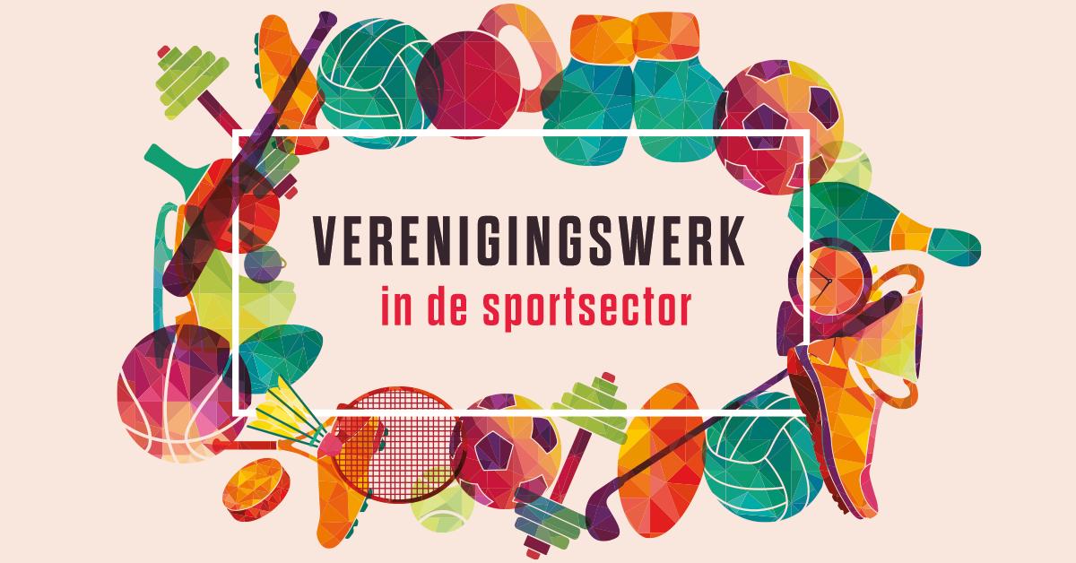 Verenigingswerk in de sportsector