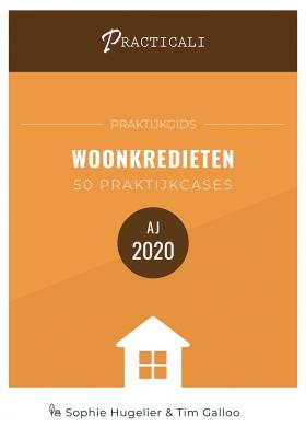 Boek woonkredieten: 50 praktijkcases aj 2020