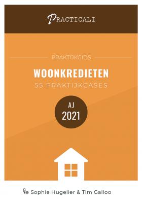 Boek woonkredieten: 55 praktijkcases aj 2021