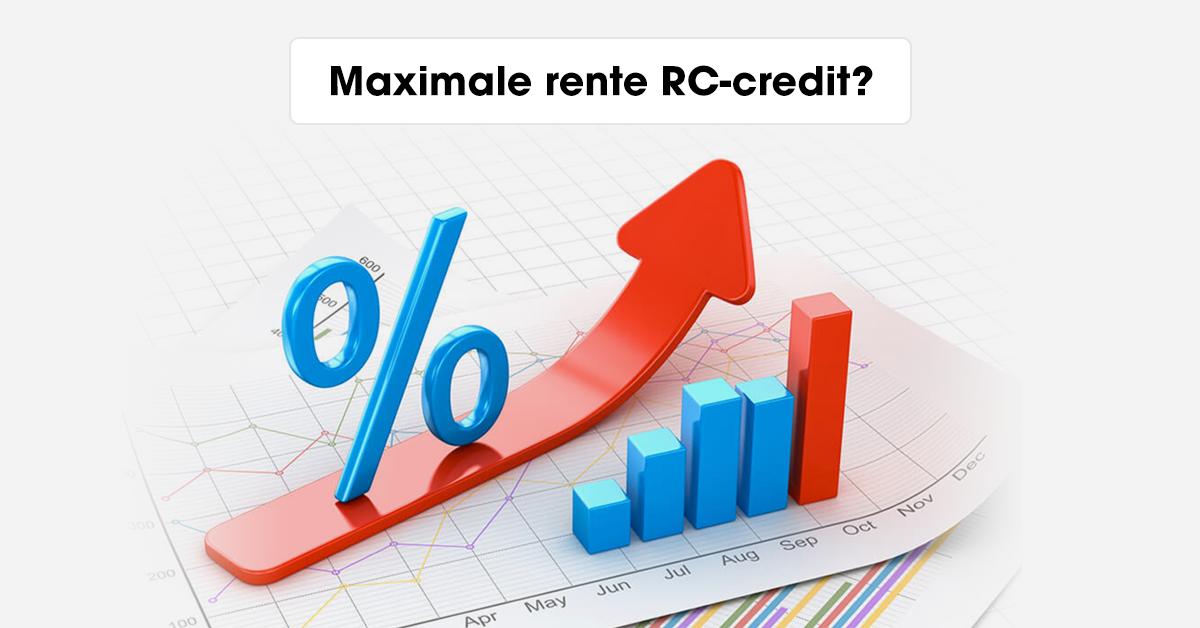 maximale rente rc credit