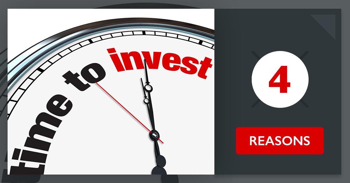 Waarom nog investeren in 2019 als kleine vennootschap?