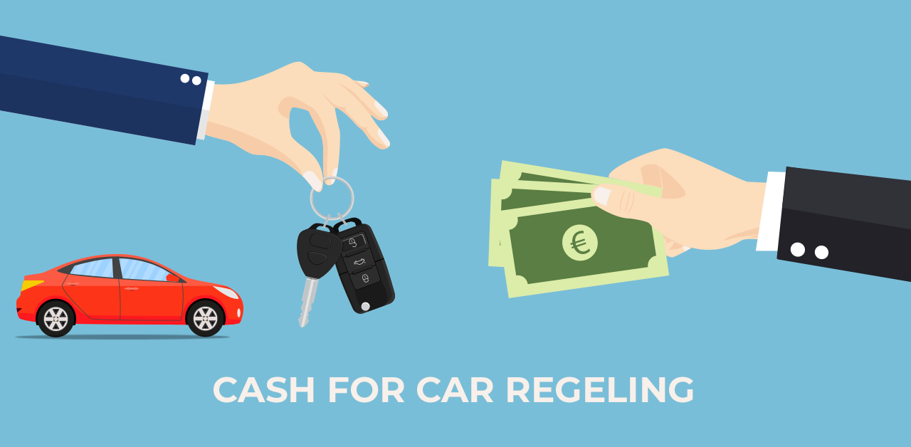 Cash for car regeling