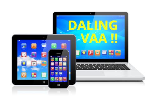 Voordelen pc, tablet, gsm, internet