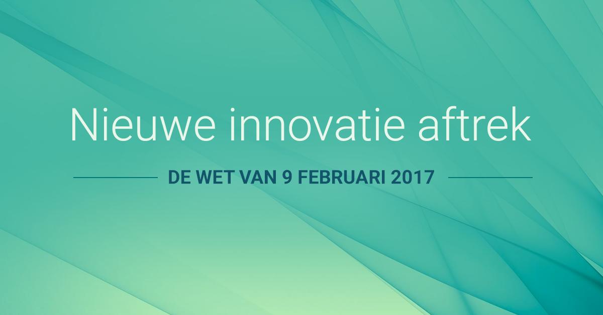 Nieuwe innovatieaftrek