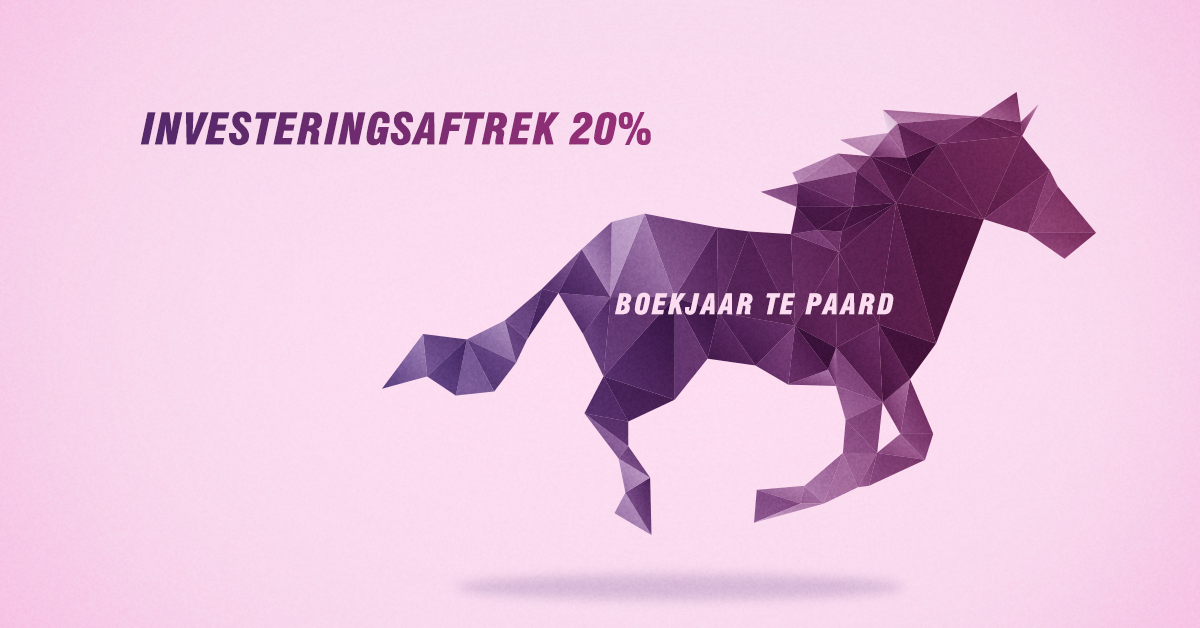 Investeringsaftrek 20%