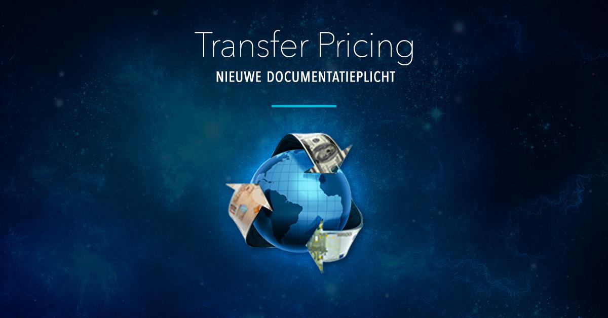Transfer pricing nieuwe documentatieplicht