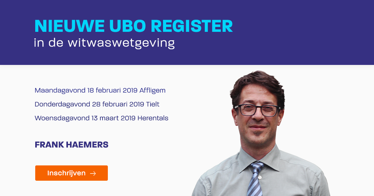 UBO register in de witwaswetgeving